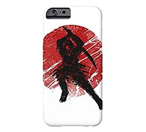 Ancient Samurai iPhone 5C White Barely There Phone Case - Design By FSKcase?