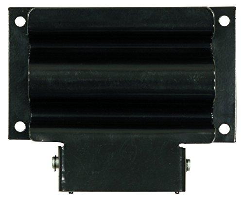 Buyers Products SH675 Shovel Holder for Truck Body (Black Powder Coat Steel) Shovel Holder