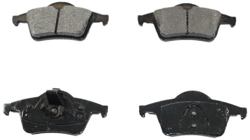 DuraGo BP795 C Rear Ceramic Brake Pad