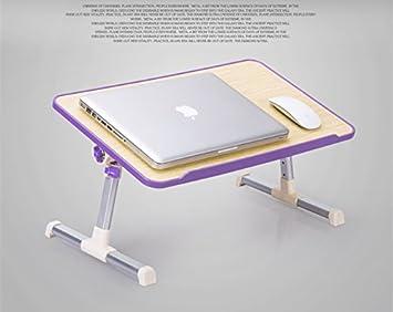FunkyBuys® ergonómico de altura ajustable plegable para ordenador ...