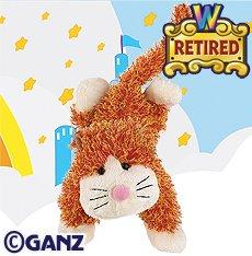 Cheeky Cat (Webkinz Plush Stuffed Animal Cheeky Cat Retired!)