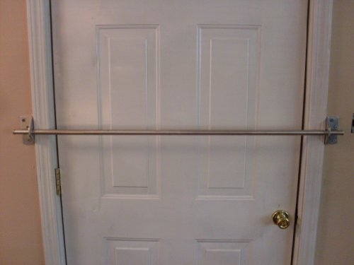 See Safe Home Security Door Bar Restraint System Buy