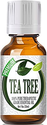 Healing Solutions Tea Tree - Essential Oils