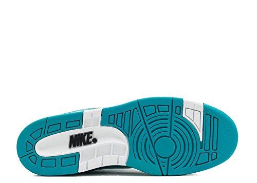 Nike Sb Af2 Laag Opperste Heren Trainers Aa0871 Schoenen Van De Nieuwe Emerald / Wit-new Emerald