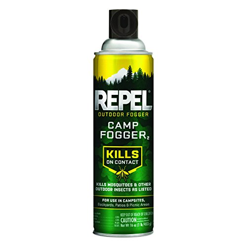 Repel HG-42501 Outdoor Fogger Camp Fogger, 16-Ounce