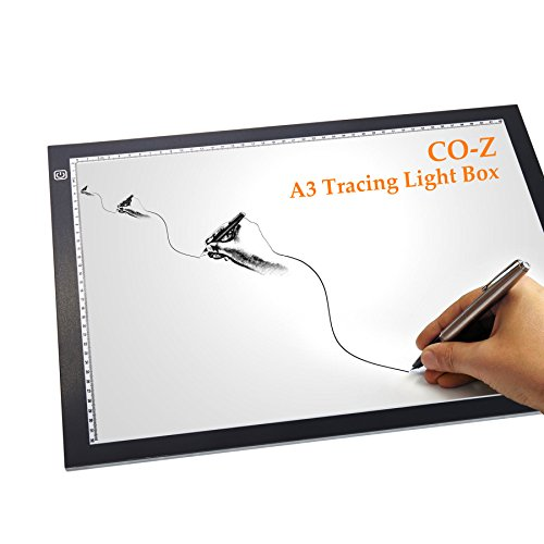 co-z-led-tracing-light-box-artist-stencil-board-sketching-drawing-light-pad-ultra-thin-5