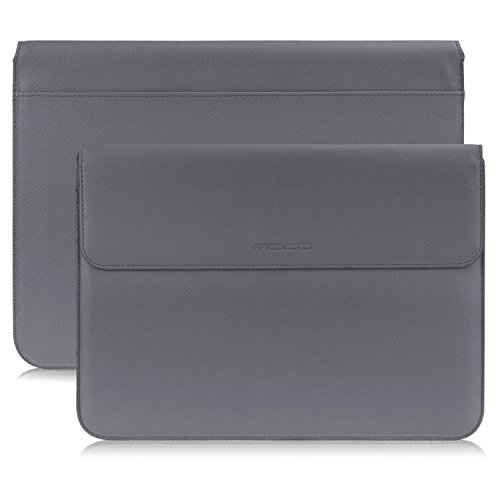 MoKo 13 3 Inch Leather Protective Notebook