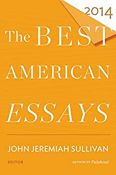 Best american essays series book