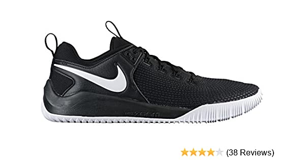 306773fb36a1f Nike Womens Zoom Hyperace 2 Volleyball Shoe  AA0286