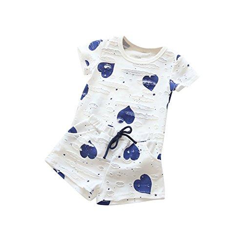 Heart Organic Kids T-shirt - 1