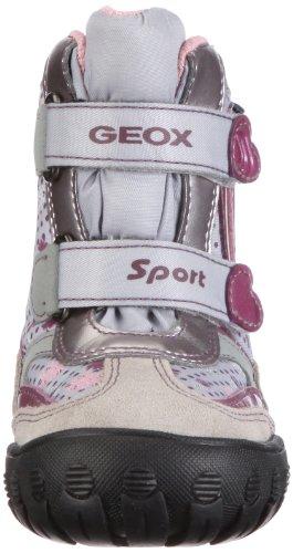 Geox Baby Gulp Girl wpf B1304F0MN22C0502 - Botas para niña, color gris, talla 28