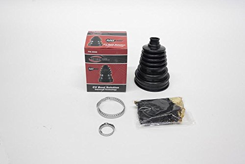 Flexx Boot FB3000 Small Shaft Universal CV Boot - Cv Shaft Atv