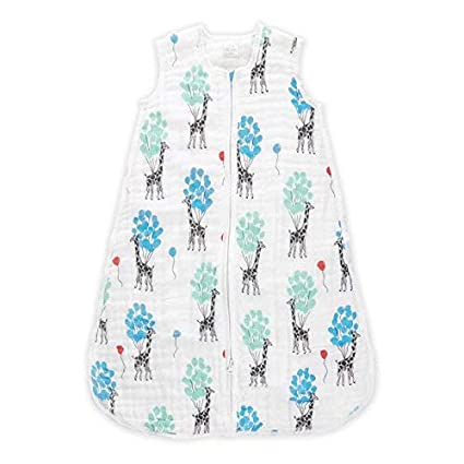 Aden + Anais Dream ride lift off - Saco pijama, 12-18 meses