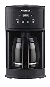 Cuisinart DCC-500 12-Cup Programmable Coffeemaker – Good coffee, two potential problems to look out for.