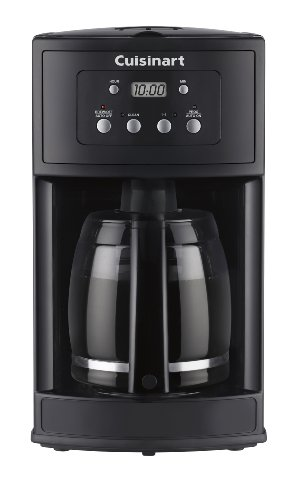 Cuisinart DCC-500 Coffee Maker OSFA Black
