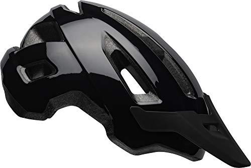 Bell Nomad W MIPS Women Bike Helmet - Gloss Black/Crimson - UW (52-57 cm)
