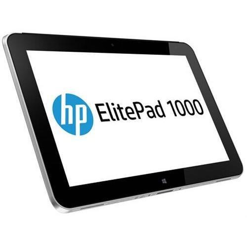 """Hewlett Packard HP G4T19UT#ABA ElitePad 1000 G2 10.1"""" Net-Tablet PC, Intel Atom Z3795 1.6GHz, 4GB LPDDR3, 64GB Flash, Intel HD Graphic, SIM Card, Wireless N/Bluetooth, Windows 8.1 Professional 64bit (Hewlett PackardG4T19UT#ABA )"""