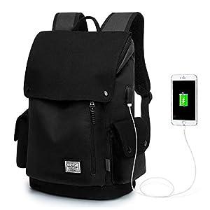 WindTook Sac à Dos Femme Sac à Dos pour Ordinateur Portable 15 Pouces avec Port de Charge USB Sac au Dos pour Homme…