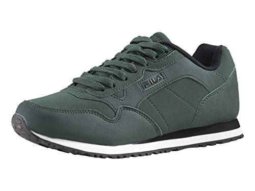 - Fila Mens Cress Low-Top Sneaker,Sycamore/Green,8