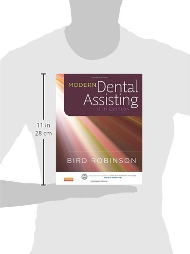 Modern Dental Assisting, 11e by Saunders
