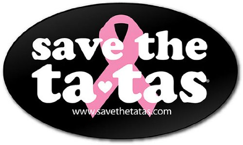 save-the-ta-tas-bumper-magnet-black