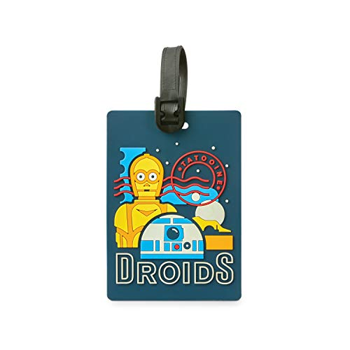 American Tourister R2D2 Travel Accessory Luggage ID Tag (Geek Luggage)