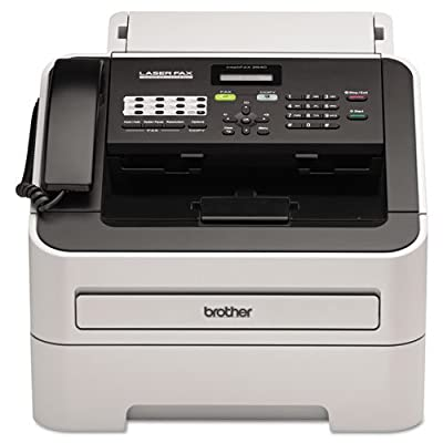 Brother intelliFAX-2940 Laser Fax Machine, Copy/Fax/Print