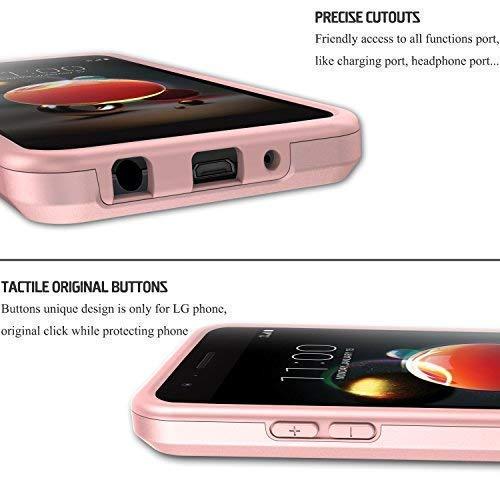 Amazon.com: Funda para LG Rebel 3, funda para LG Aristo 2 ...