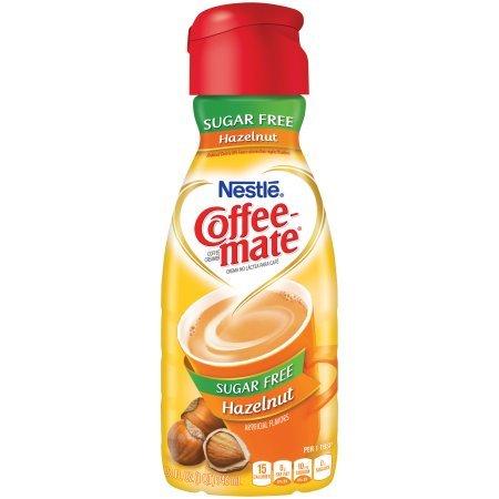 Nestle COFFEE MATE Hazelnut Liquid Creamer