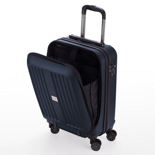 Hauptstadtkoffer Xberg 55cm Handgepäck blau matt - Handgepäck, Koffer + 20,- Reisegutschein
