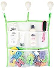 Nooni Care Bath Accessories Organiser Basket for Kids Bathroom Toy Storage