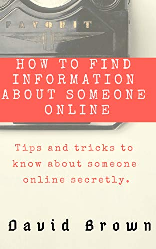 How to search for someone online