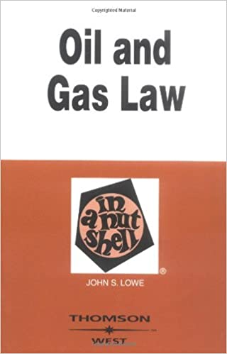 Counting Number worksheets gas law worksheets : Oil and Gas Law in a Nutshell: John S. Lowe: 9780314144553: Amazon ...