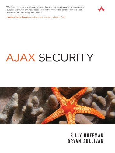 Ajax Security by Addison-Wesley Professional