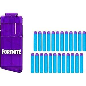 NERF-Fortnite-12-Dart-Clip-24-Official-Elite-Darts-Refill-Pack-for-Fortnite-Elite-Blasters