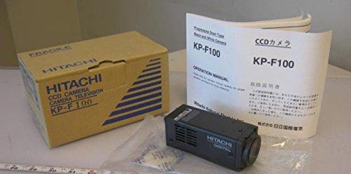 Ccd Hitachi Camera (Hitachi KP-F100 CCD Machine Vision Camera Rev. 1 Ver. 1)