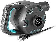 Intex Quick-Fill Ac Electric Air Pump, 110-120V, Max. Air Flow 38.9Cfm