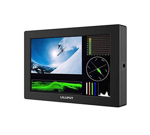 """LILLIPUT 7"""" Full Hd Model Q7 Metal Shell Slim Camera Monitor"""