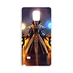 Dota 2 Samsung Galaxy Note 4 Cell Phone Case White gift pp001_6525487