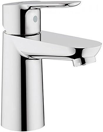 Grohe BauEdge - Grifo de lavabo de baño para instalación en un ...