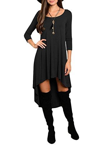 long black fairy dress - 8