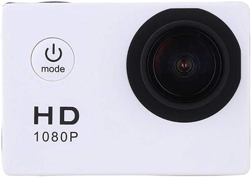 Waterproof Camera HD 720P Sport Action Camera DVR Cam Video Camcorder Silver
