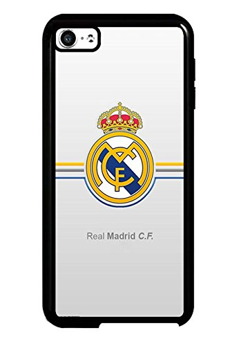 Unique Ipod Touch 5th/6th Generation Cell Phone Case, Well-Known Real Madrid Football Logo For Ipod Touch 5 Generation- For Fans