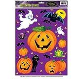 Pumpkin Patch Window Clings (Pack of 24)