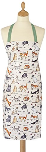 Ulster Weavers Madeleine Floyd Cats PVC Apron (Pvc Apron)
