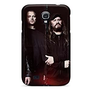 Samsung Galaxy S4 VVS5346YiUv Provide Private Custom Colorful Korpiklaani Band Pictures Scratch Resistant Hard Phone Covers -AlissaDubois