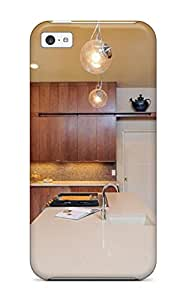 ZippyDoritEduard Fashion Protective Kitchen With Wood Cabinets Stone Counter Tops Amp Ladder Case Cover For Iphone 5c