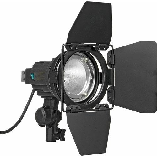 Impact Qualite 300 Focusing Flood Light - 300 Watts (120VAC) by Impact