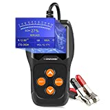 KONNWEI 12V Auto Battery Tester for All Car Vehicle Universal Battery Analyzer KW600