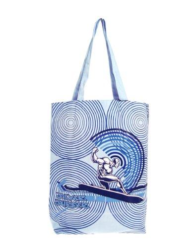 Marvel , Borsa da spiaggia  Azzurro